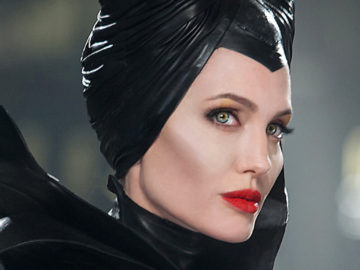 What It Took To Turn Angelina Jolie Into Maleficent