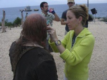 Women in Makeup/FX Series